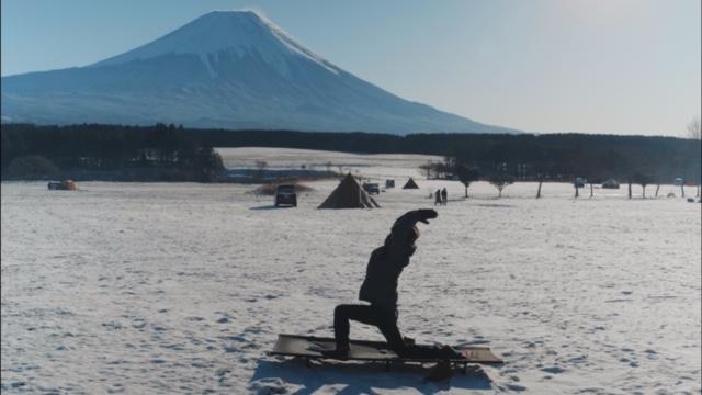 大阪からふもとっぱらへ弾丸キャンプ。